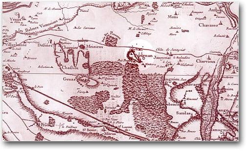 Histoire de pusignan